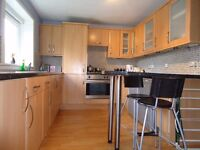 Bright 2 bed ground floor flat with large lounge and modern kitchen available December - NO FEES!