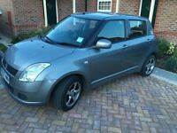 Suzuki swift 1.3 low mileage
