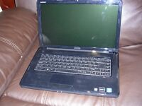 Dell laptop – for spares.