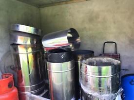 Orlan 130kw Log Boiler