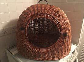 Pet Carrier Basket