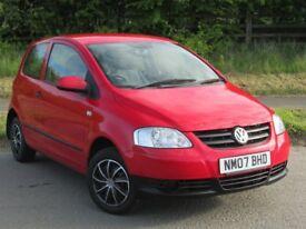 2007 VW Fox Urban 1.2 3Dr Swap P/X