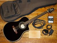 Line 6 Variax 700 modeling acoustic