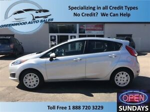 2014 Ford Fiesta GREAT FUEL SAVINGS...FINANCE NOW!