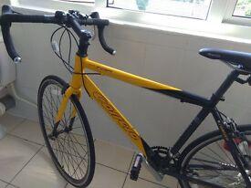TDF Road Bike (As New)