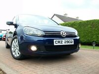 2011 VOLKSWAGEN GOLF TDI 1.6 MATCH ONLY £30 A YEAR ROAD TAX