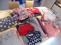 Baby girl clothes bundle, aged 2-3, full of brands, 80 items! Amazing quality