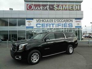 2016 GMC Yukon CUIR + TOIT OUVRANT + 8 PASSAGERS