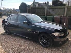 BMW 318d (59 REG) M SPORT LCI FACELIFT MODEL - 120K - FSH - M-SPORT ALLOYS - 1 PREVIOUS OWNER