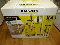 Karcher K4 Premium Full Control Home Pressure Washer brand new sealed boxed