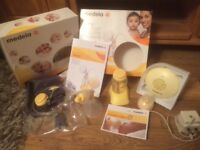 Medela Swing Breast Pump only used a few times. As new.Medela