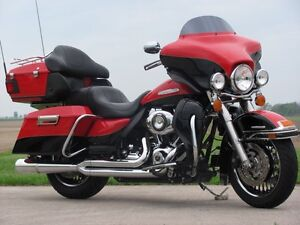 2010 harley-davidson Electra Glide Ultra Limited  Full Stage 1 P London Ontario image 1