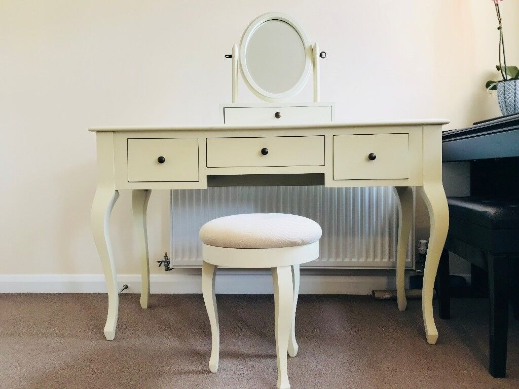 Laura Ashley Rosalind Ivory Dressing Table Set | in Normandy, Surrey ...