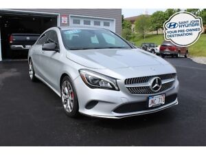 2017 Mercedes-Benz CLA-Class LEATHER! NAV! LIKE NEW! ALL WHEEL D
