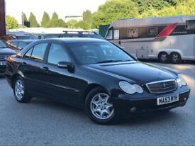 Mercedes Benz C Class 2.1 C220 CDI Classic SE 4dr