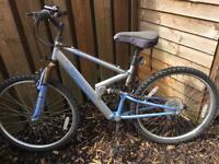 "Ladies 21"" frame bike. Free to good home"