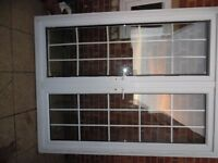 upvc french doors with 1 key £100
