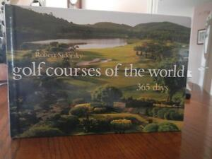 Book - Golf Courses of the World