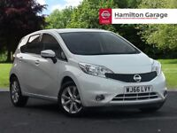 Nissan Note 1.2 DiG-S Tekna 5dr Auto (storm white) 2016