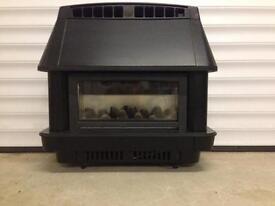 Robinson Willey Firecharm radiant/converter gas fire
