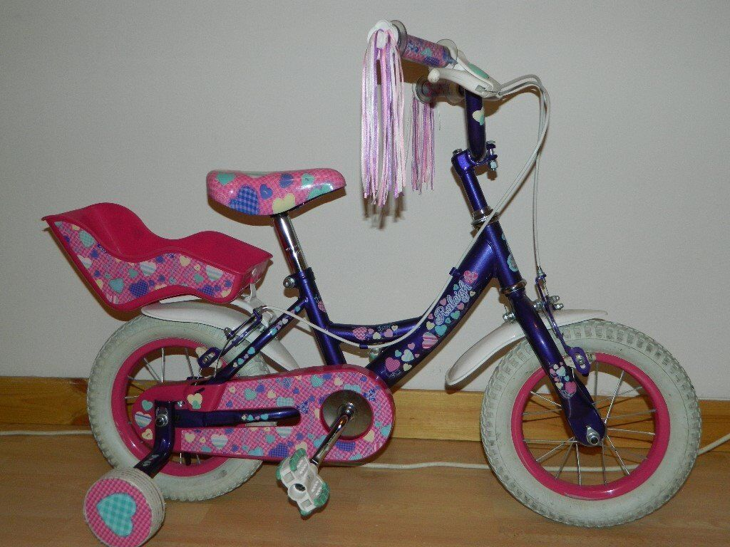 Raleigh Molly Bike age 3-5