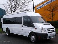 minibus hire 16 seats