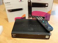 Freesat HD Receiver - Goodmans HD Digital Box GFSAT200HD/B