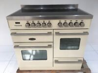 BRITANNIA DELPHI XG INDUCTION 100CM RANGE COOKER AS NEW RRP £3999