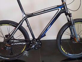2017 Carbon Fibre mountain bike kona carrera specialized downhill jumping racer hybrid voodoo