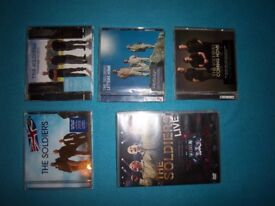 The Soldiers CD / DVD Bundle IP1