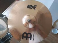 "Meinl Mb10 20"" Bell Blast Ride Cymbal with Stand"