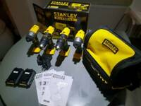 Stanley max drills and impact drivers
