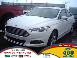 2016 Ford Fusion SE | CAM | CLEAN | MUST SEE