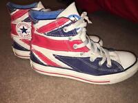 Converse trainers limited edition