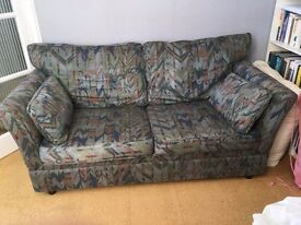 Two-Seat Sofa Bed (Double-bed)