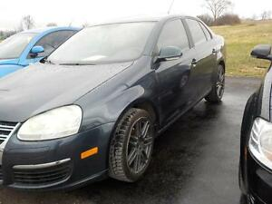 2007 VW JETTA 2.5L GAS MANUAL 190,000KM $4600 CERT.