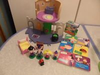Ben & Holly Little Kingdom Thistle Castle Playset & Figures & FREE Books - CAN POST