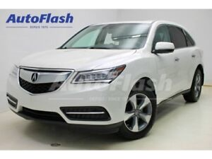 2016 Acura MDX 3.5L AWD *7-Passagers* Adaptive-Cruise
