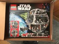 Lego 10188 Star Wars Death Star Rare retired brand new and sealed