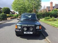 Land Rover Discovery 2 TD5 GS Auto 2002