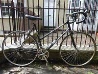 Ladies 80s racing bike