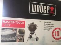 Weber Master Touch 57cm BBQ