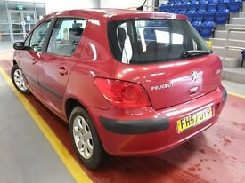Peugeot 307 S - AUCTION VEHICLE