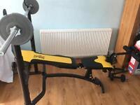 Everlast gym set