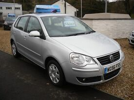 VOLKSWAGEN POLO 1.4 (80PS) S Hatchback 5d 1390cc (silver) 2006
