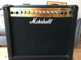 Marshall guitar amp and seiko tuner