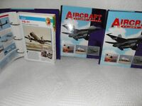 aircraft mags in folders