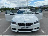 BMW 520D M SPORT, WIDE SATNAV SCREEN, HARMAN KARDON SPEAKER SYSTEM.