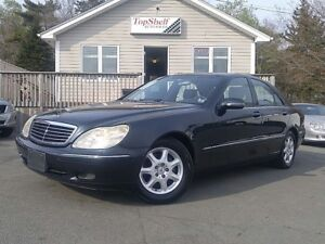 2002 Mercedes-Benz S500 ONLY 34KMS!!  LIKE NEW!!