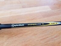 TAYLORMADE RESCUE WOOD WITH HEAD COVER